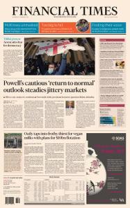 Financial Times USA - February 24, 2021