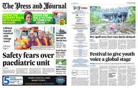 The Press and Journal Moray – July 21, 2018