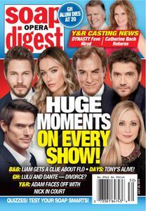 Soap Opera Digest - July 29, 2019