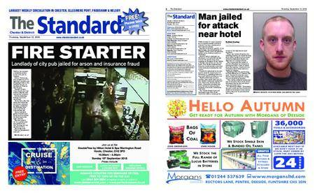 The Standard Chester & District – September 13, 2018