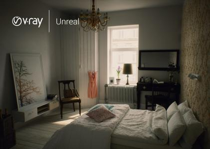 Chaos Group V-Ray Next, Update 2 (build 4.12.01) for Unreal