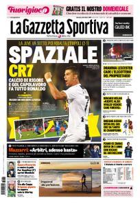 La Gazzetta dello Sport – 28 ottobre 2018