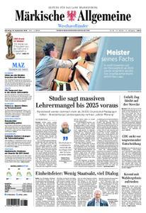 Märkische Allgemeine Westhavelländer - 10. September 2019