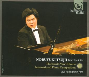 Nobuyuki Tsujii - Gold Medalist, 13th Van Cliburn International Piano Competition (2009)