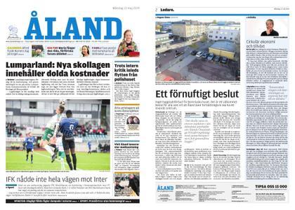 Ålandstidningen – 13 maj 2019