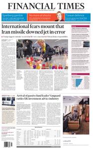 Financial Times UK – 10 January 2020