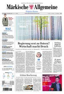 Märkische Allgemeine Prignitz Kurier - 21. Dezember 2017
