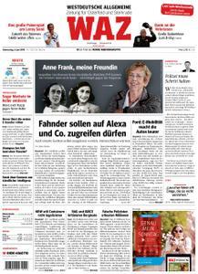 WAZ Westdeutsche Allgemeine Zeitung Oberhausen-Sterkrade - 06. Juni 2019