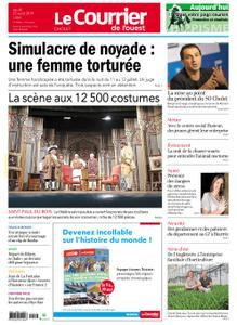Le Courrier de l'Ouest Cholet – 22 août 2019