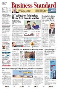 Business Standard - July 2, 2019