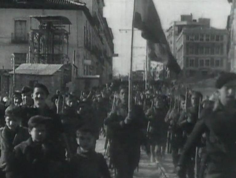 Granada - The Spanish Civil War (1983)