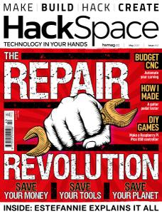 HackSpace - May 2021