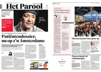 Het Parool – 03 april 2018