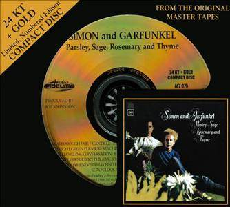 Simon & Garfunkel - Parsley, Sage, Rosemary, and Thyme (1966) [Audio Fidelity, AFZ 075]
