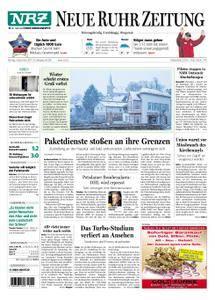 NRZ Neue Ruhr Zeitung Essen-Postausgabe - 04. Dezember 2017
