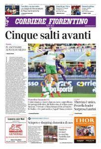 Corriere Fiorentino La Toscana - 4 Dicembre 2017