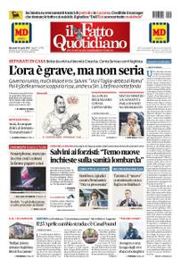 Il Fatto Quotidiano - 24 aprile 2019