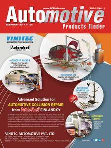Automotive Products Finder - February 2017