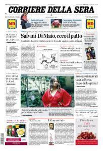 Corriere della Sera - 17 Maggio 2018