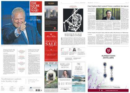 The Globe and Mail – June 08, 2018