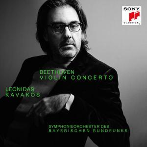 Leonidas Kavakos - Beethoven: Violin Concerto, Op. 61, Septet, Op. 20 & Variations on Folk Songs, Op. 105 & 107 (2019)