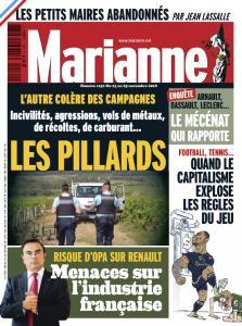 Marianne - 23 Novembre 2018