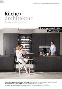Küche+Architektur – Dezember 2019