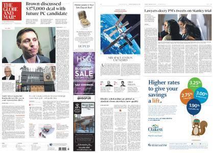 The Globe and Mail – February 20, 2018