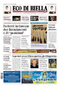 L'Eco Di Biella - 9 Febbraio 2017
