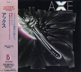 Axe - Axe (1979) [1993, Japan]