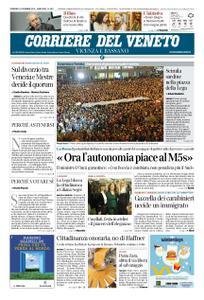 Corriere del Veneto Vicenza e Bassano – 01 dicembre 2019