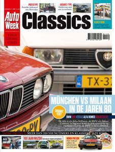 AutoWeek Classics Netherlands - oktober 2020