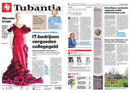 Tubantia - Enschede – 31 januari 2018