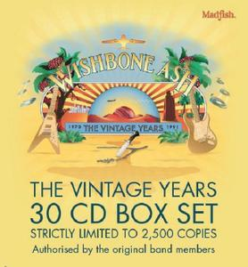 Wishbone Ash - Wishbone Ash: The Vintage Years 1970 - 1991 (30CD Box Sets, 2018)