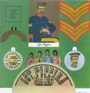 The Beatles : Sgt Peppers Lonely Hearts Club Band (MFSL-1-100)