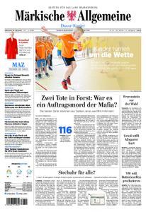 Märkische Allgemeine Dosse Kurier - 15. Mai 2019