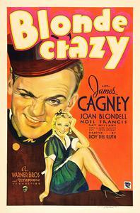 Blonde Crazy (1931)