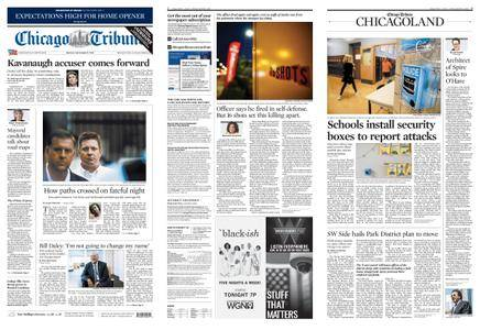 Chicago Tribune – September 17, 2018