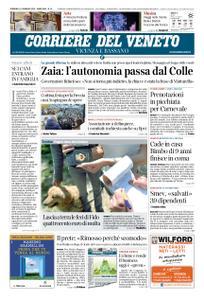 Corriere del Veneto Vicenza e Bassano – 12 gennaio 2020