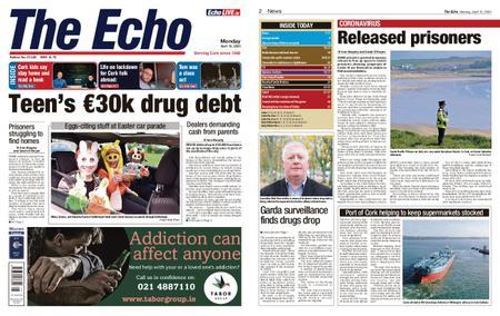 Evening Echo – April 13, 2020