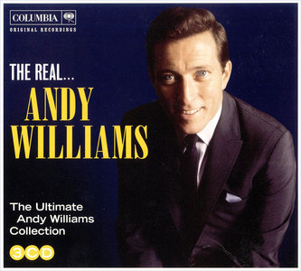 Andy Williams - The Real... Andy Williams: The Ultimate Collection (2011) 3CD Set