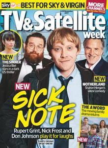 TV & Satellite Week - 04 November 2017