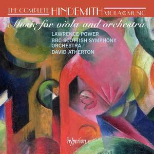 Lawrence Power, BBC Scottish SO, David Atherton - Paul Hindemith: The Complete Viola Music, Vol. 3 (2011)