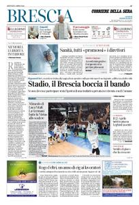 Corriere della Sera Brescia – 25 aprile 2019