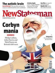 New Statesman - 7 - 13 July 2017