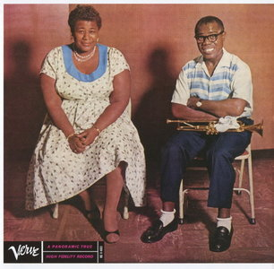 Louis Armstrong & Ella Fitzgerald - Ella and Louis (1956/2016) [Official Digital Download 24bit/96kHz]