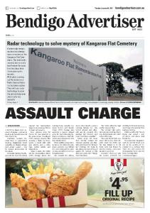 Bendigo Advertiser - January 8, 2019