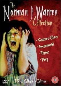 Norman J. Warren Collection : Satan's Slave / Inseminoid / Terror / Prey (1976-1981)