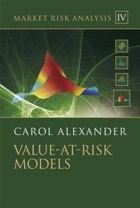 Market Risk Analysis, Volume IV: Value at Risk Models (repost)