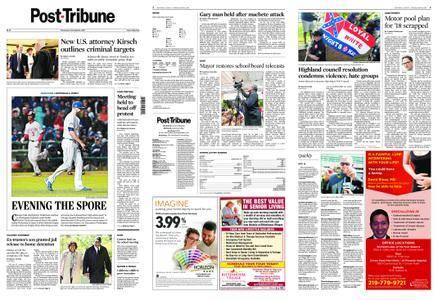 Post-Tribune – October 12, 2017
